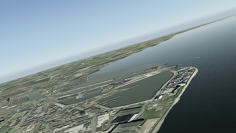 X-Plane Scenery Vol 4 East Midlands and North East England up to the Border of Scotland-Special New