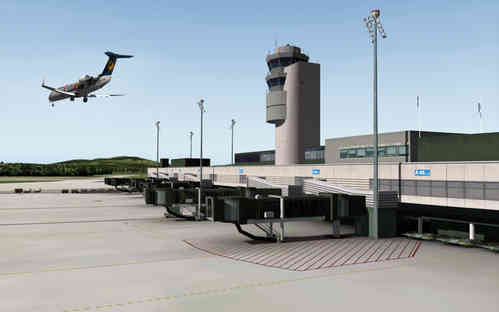 Airport Zurich for X-Plane 10