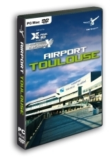 Airport Toulouse for X-Plane 10