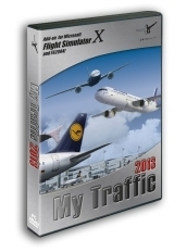 My Traffic 2013 for FSX/2004