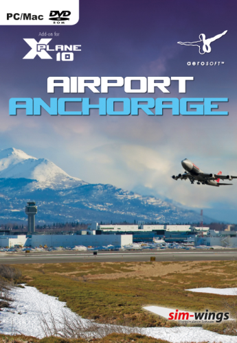 Airport Anchorage X-Plane 10