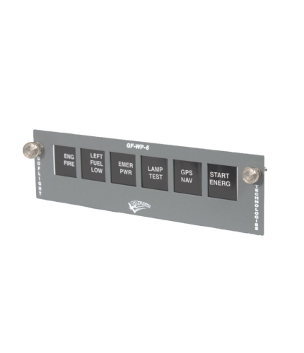 GoFlight GF-WFAnuncator Panel - back in Stock