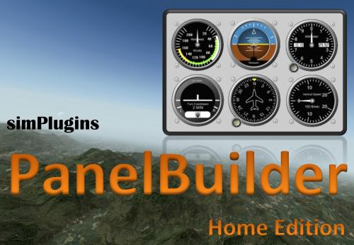 Panel Builder X-Plane USB (2 11 0
