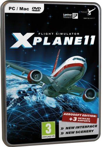 X-Plane 11  Boxed Version-   Free Delivery  Pick Option for X-Plane